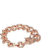 Betsey Johnson - Pave Pegasus Link Bracelet