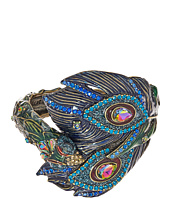 Betsey Johnson - Peacock Bangle Bracelet