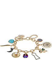 Betsey Johnson - Mixed Multi Charm Bracelet