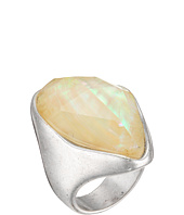Robert Lee Morris - Mother-of-Pearl Stone Sculptural Ring