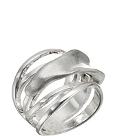 Robert Lee Morris - Sculptural Silver Cut Out Ring
