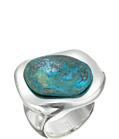 Robert Lee Morris - Patina Stone Sculptural Ring