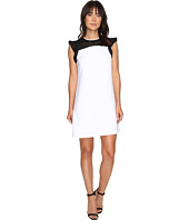 MICHAEL Michael Kors - Eyelet Yoke Dress