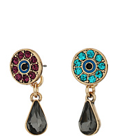 Betsey Johnson - Eye & Stone Earrings Jacket