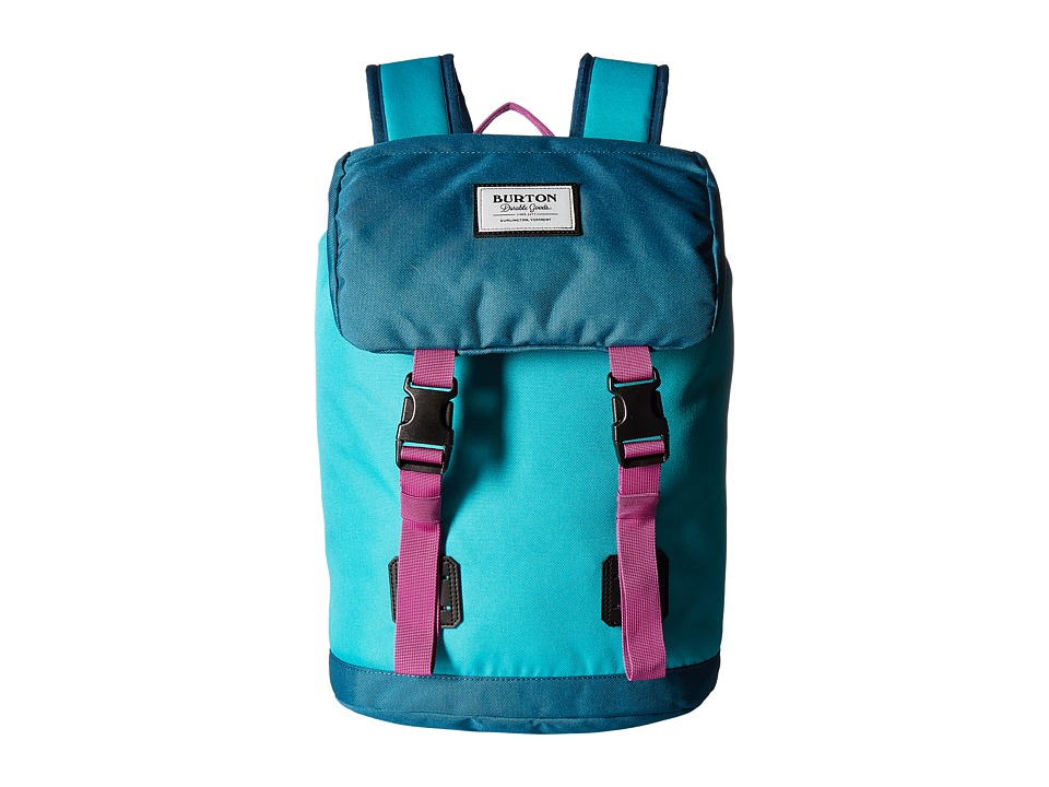 Burton Tinder Backpack (Little Kid/Big Kid) (Everglade) Backpack Bags