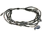 Chan Luu - 6' Adjustable Carnelian Multi Strand Pull Tie Single Bracelet