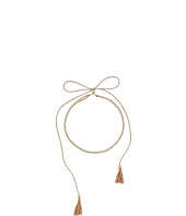 Chan Luu - Adjustable Crystal Choker Necklace
