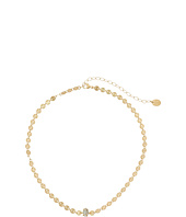 Chan Luu - Adjustable Disc Choker with Semi Precious Stone Necklace