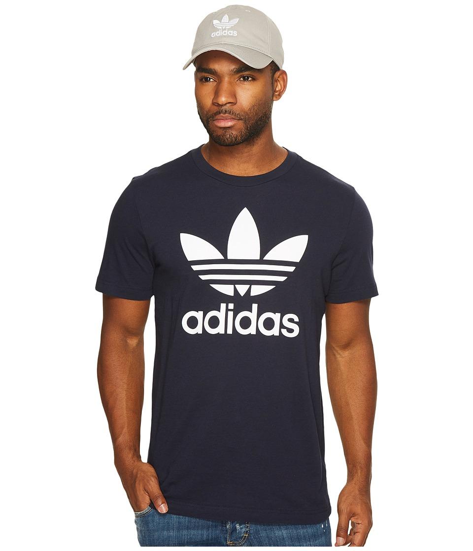 adidas Originals Originals Trefoil Tee (Legend Ink) Men