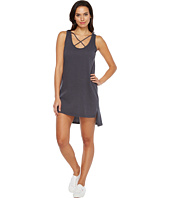 LNA - Cross Strap Tank Dress