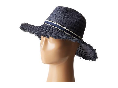 Echo Design Capri Panama Hat - Navy