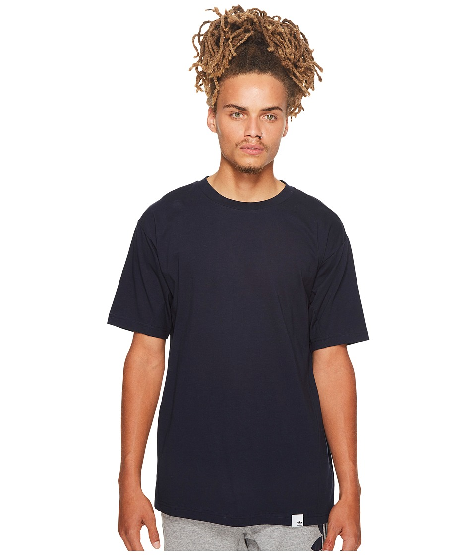 adidas Originals X By O Short Sleeve Tee (Legend Ink) Men
