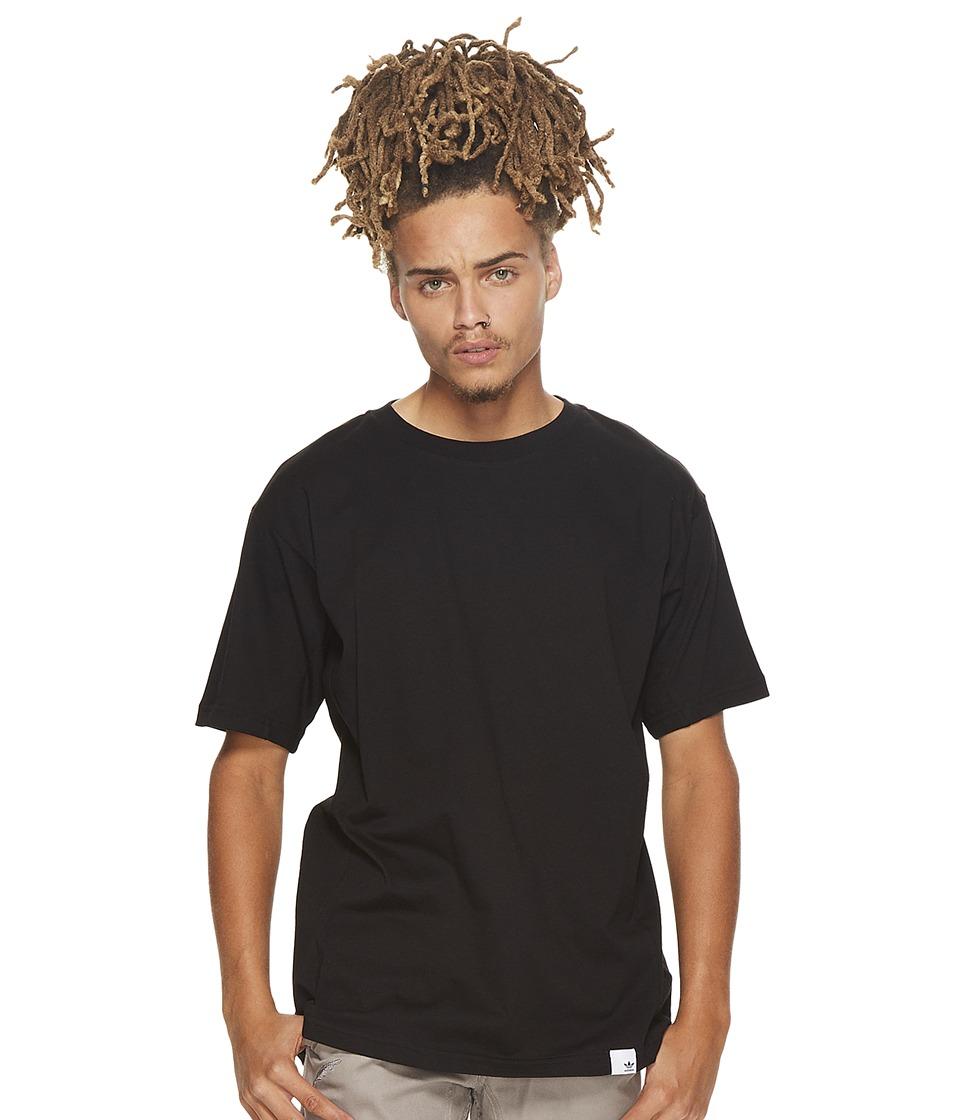 adidas Originals X By O Short Sleeve Tee (Black) Men