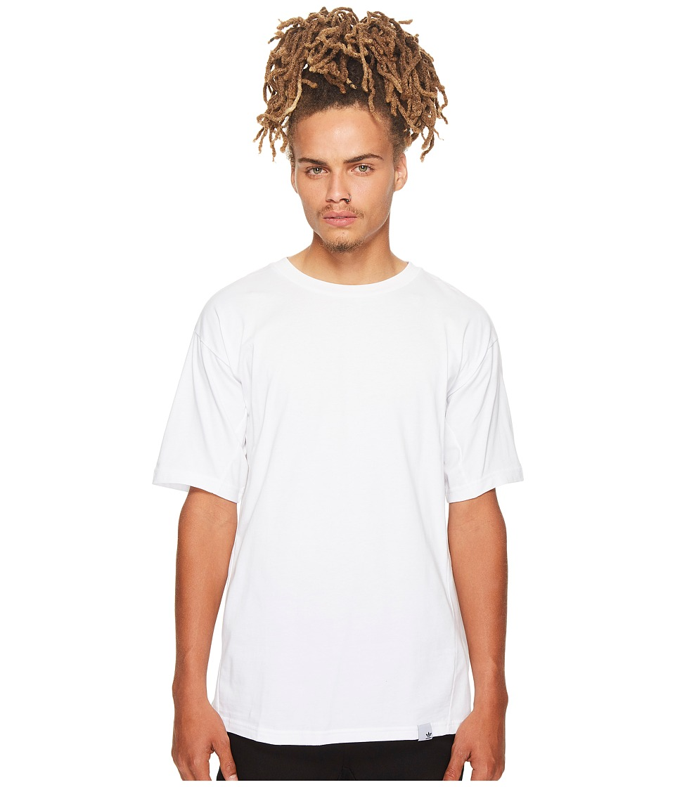 adidas Originals X By O Short Sleeve Tee (White) Men