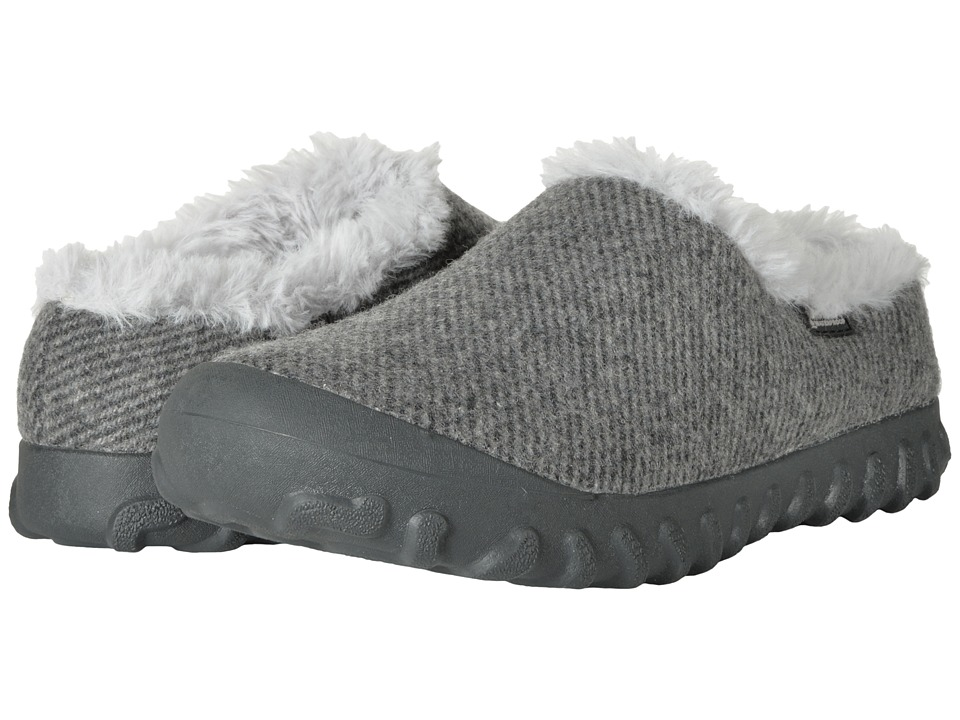 Bogs B-Moc Slip-On Wool (Charcoal) Women