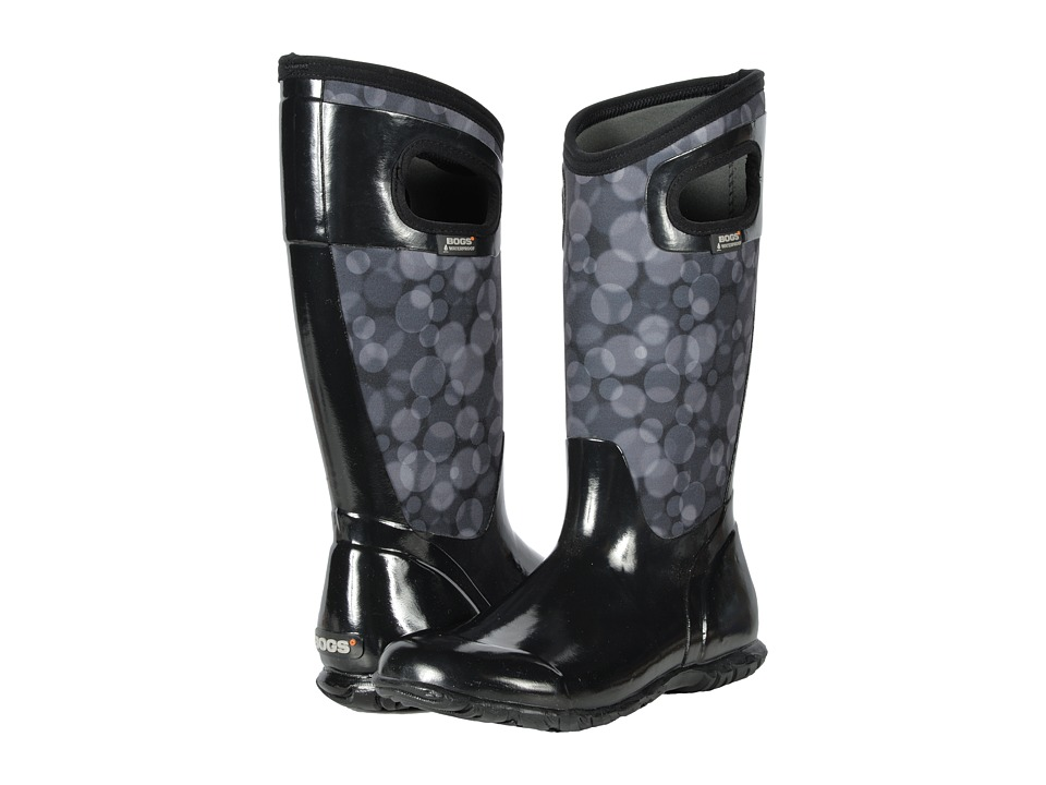 Bogs North Hampton Rain (Black Multi) Women