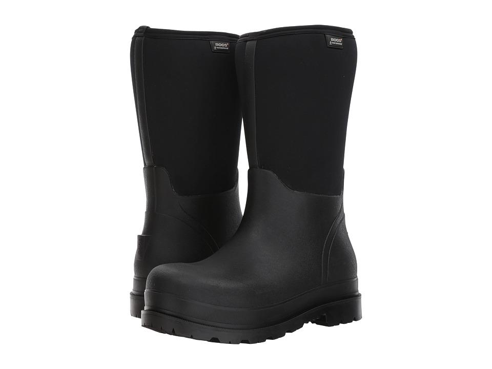 Bogs - Stockman Composite Toe (Black) Mens Boots