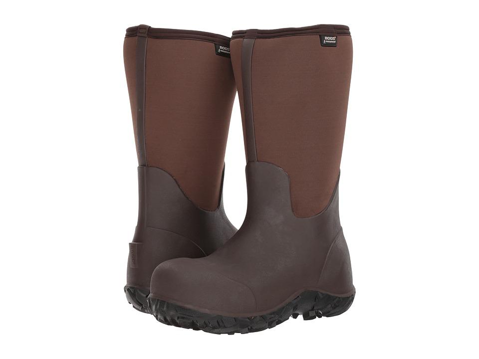 Bogs - Workman Composite Toe (Brown) Mens Boots