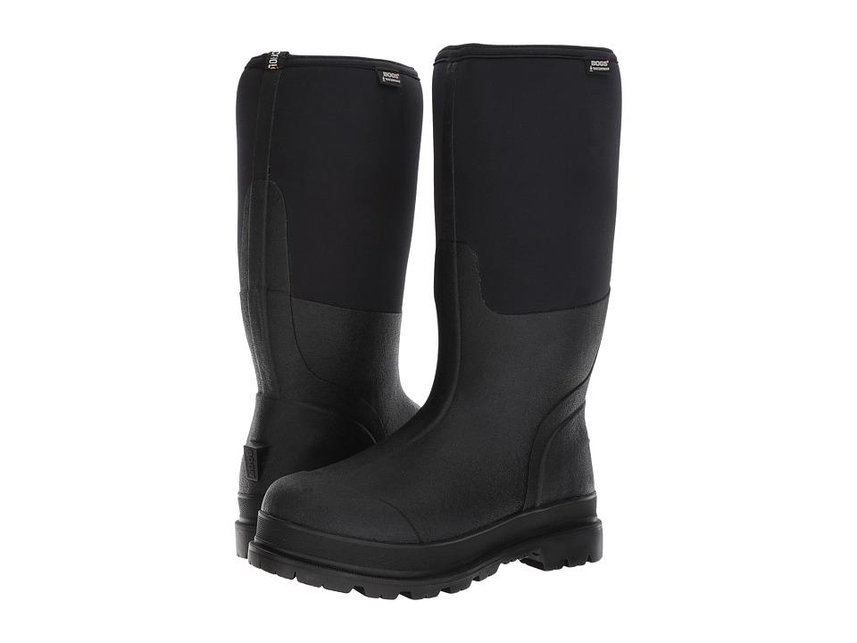 Bogs Rancher Cool Tech Boot (Black) Men