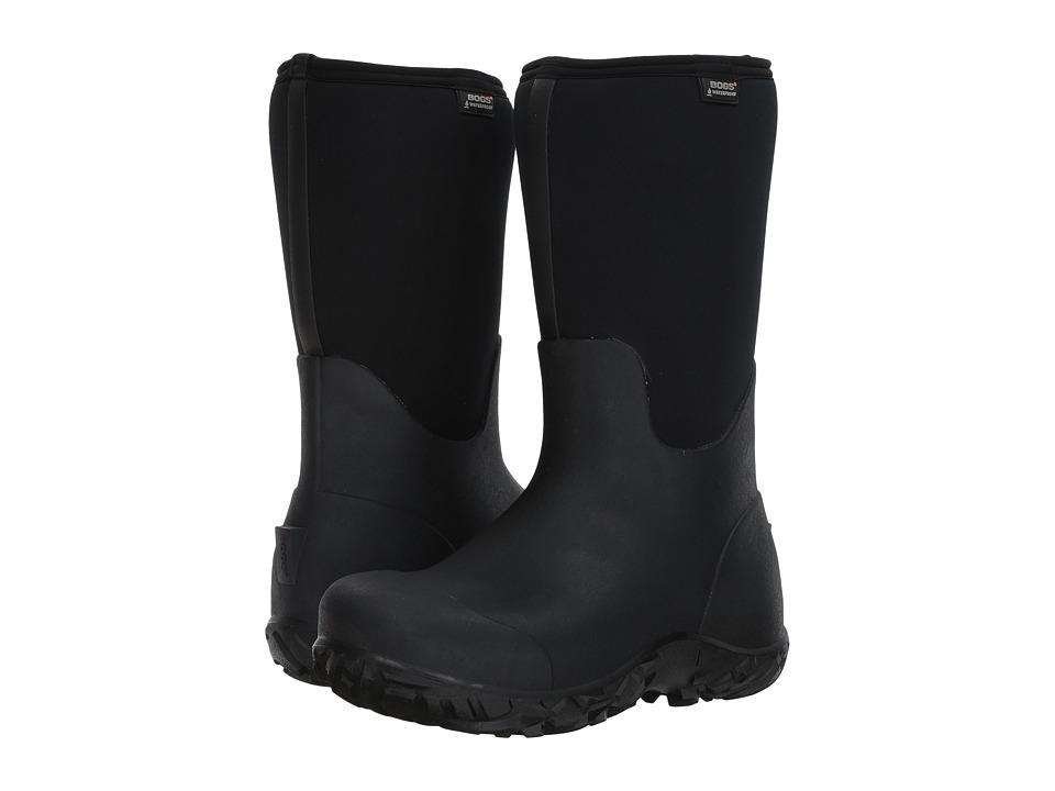 Bogs - Workman (Black) Mens Boots