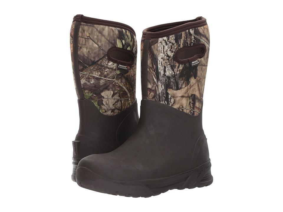 Bogs Bozeman Tall Boot (Mossy Oak Country) Men