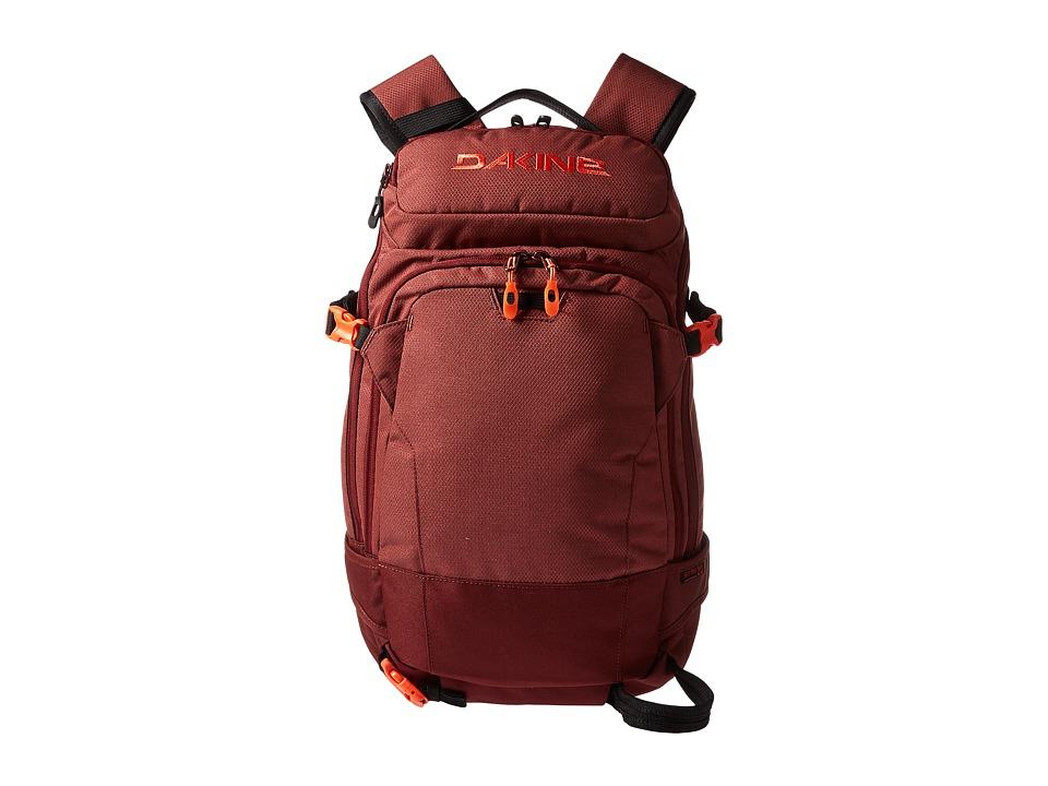 Dakine Heli Pro 20L (Burnt Rose) Backpack Bags