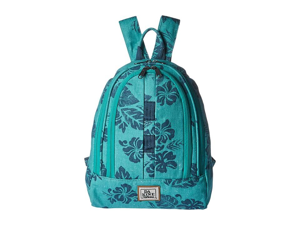 Dakine - Cosmo Canvas Backpack 6.5L (Kalea Canvas) Backpack Bags