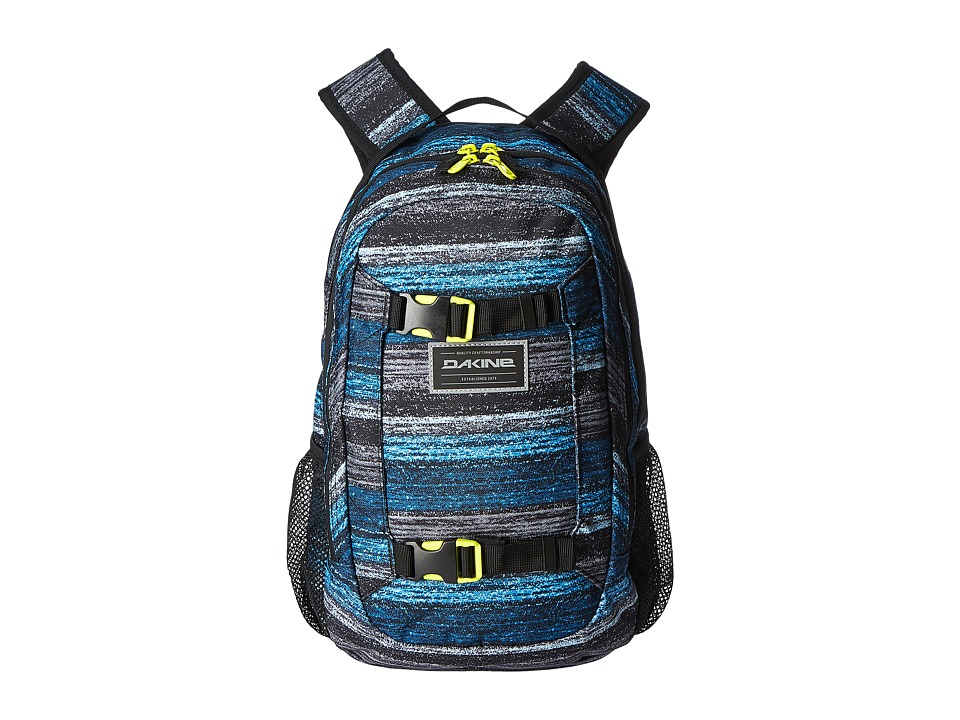 Dakine Mission Mini Backpack 18L (Youth) (Distortion) Backpack Bags
