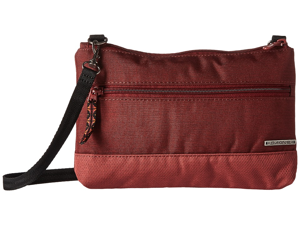 Dakine - Jacky Shoulder Bag (Burnt Rose) Shoulder Handbags