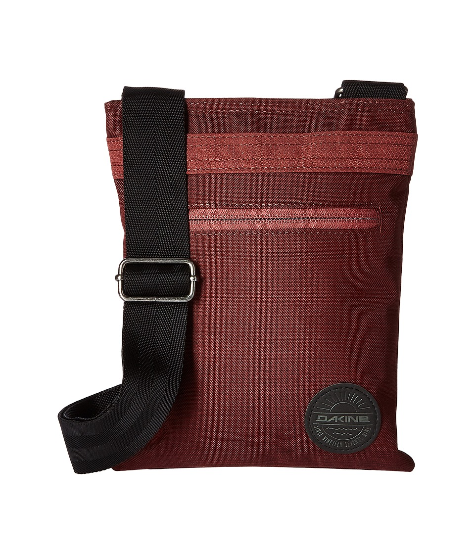 Dakine - Jive (Burnt Rose) Cross Body Handbags