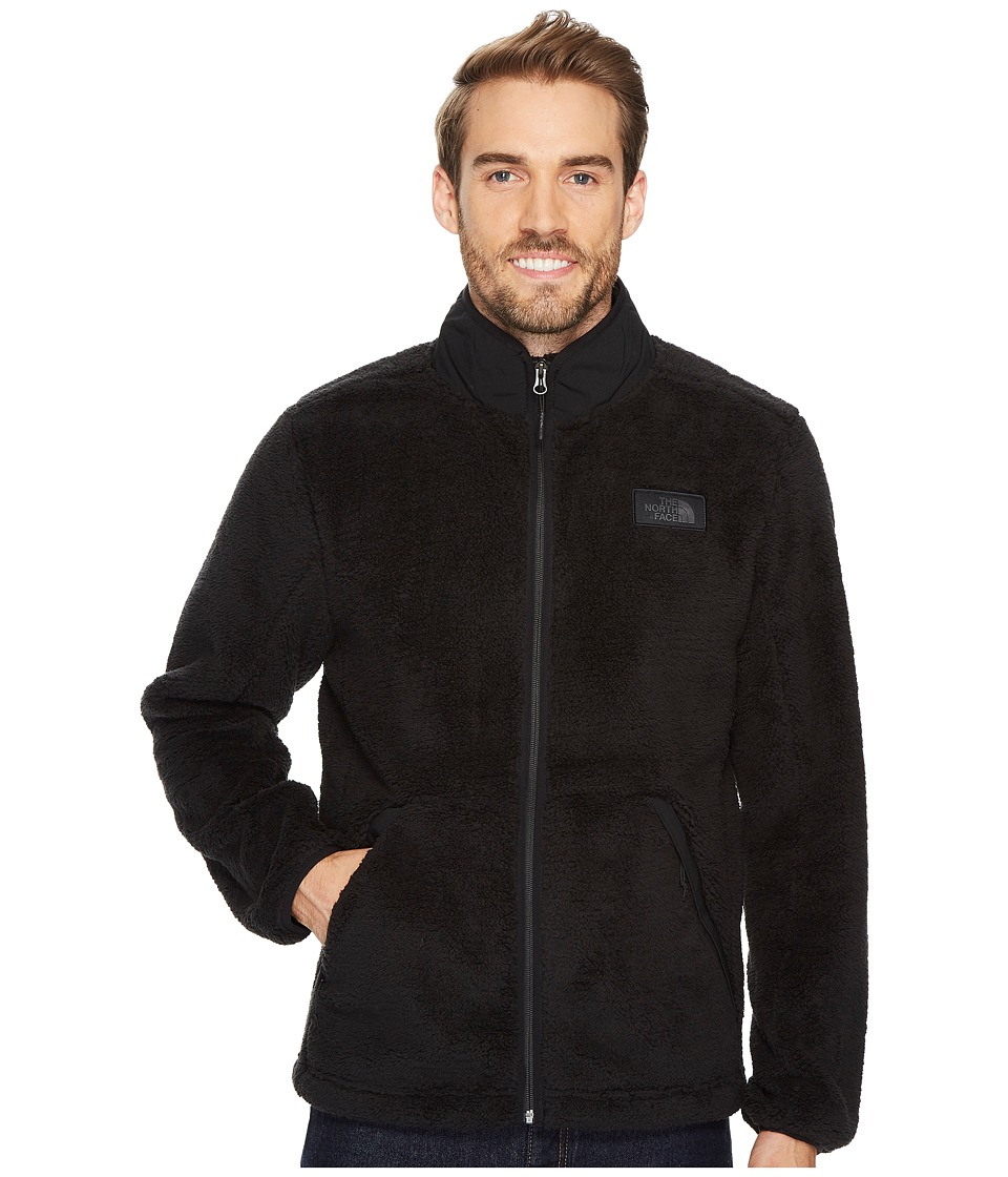 The North Face Campshire Full Zip (TNF Black) Men