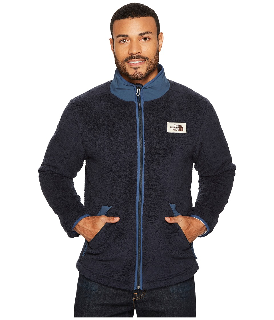 The North Face Campshire Full Zip (Urban Navy) Men