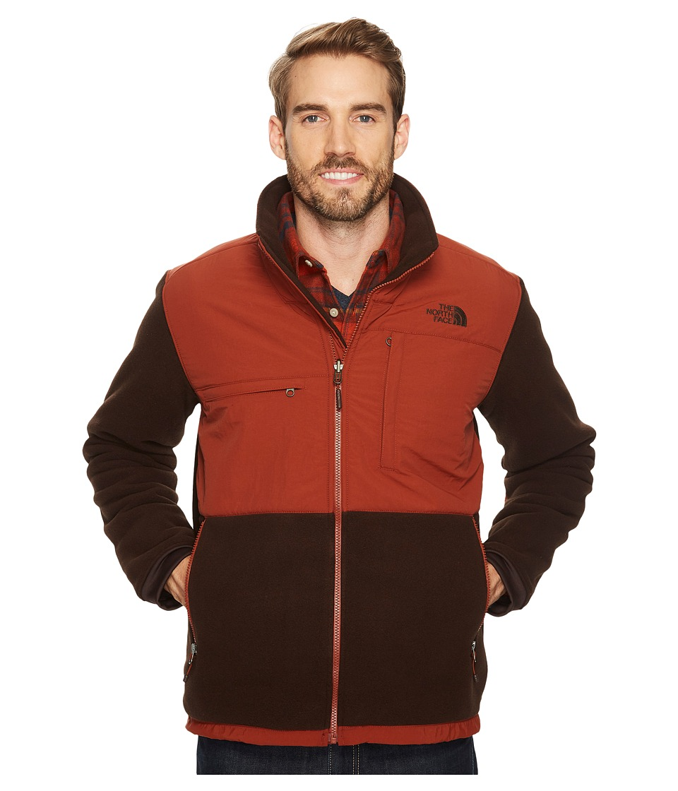 The North Face Denali 2 Jacket (Recycled Brunette Brown/Brandy Brown) Men