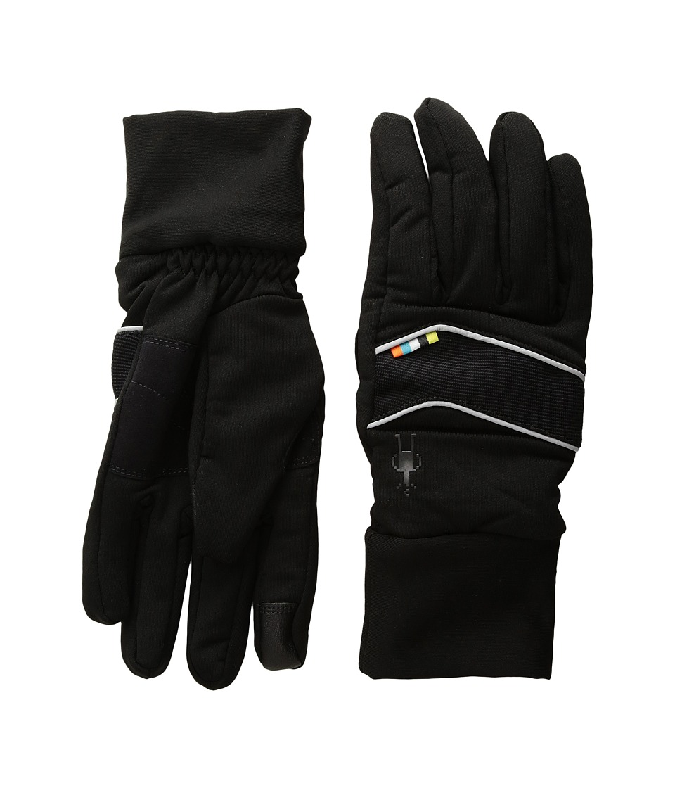 Smartwool PhD(r) Insulated Training Gloves (Black) Extreme Cold Weather Gloves