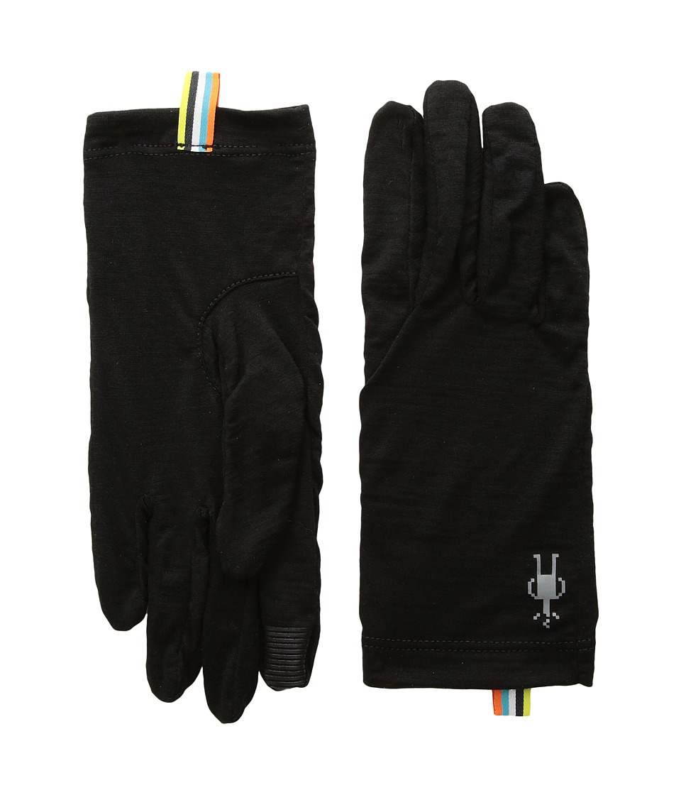 Smartwool Merino 150 Gloves (Black) Extreme Cold Weather Gloves