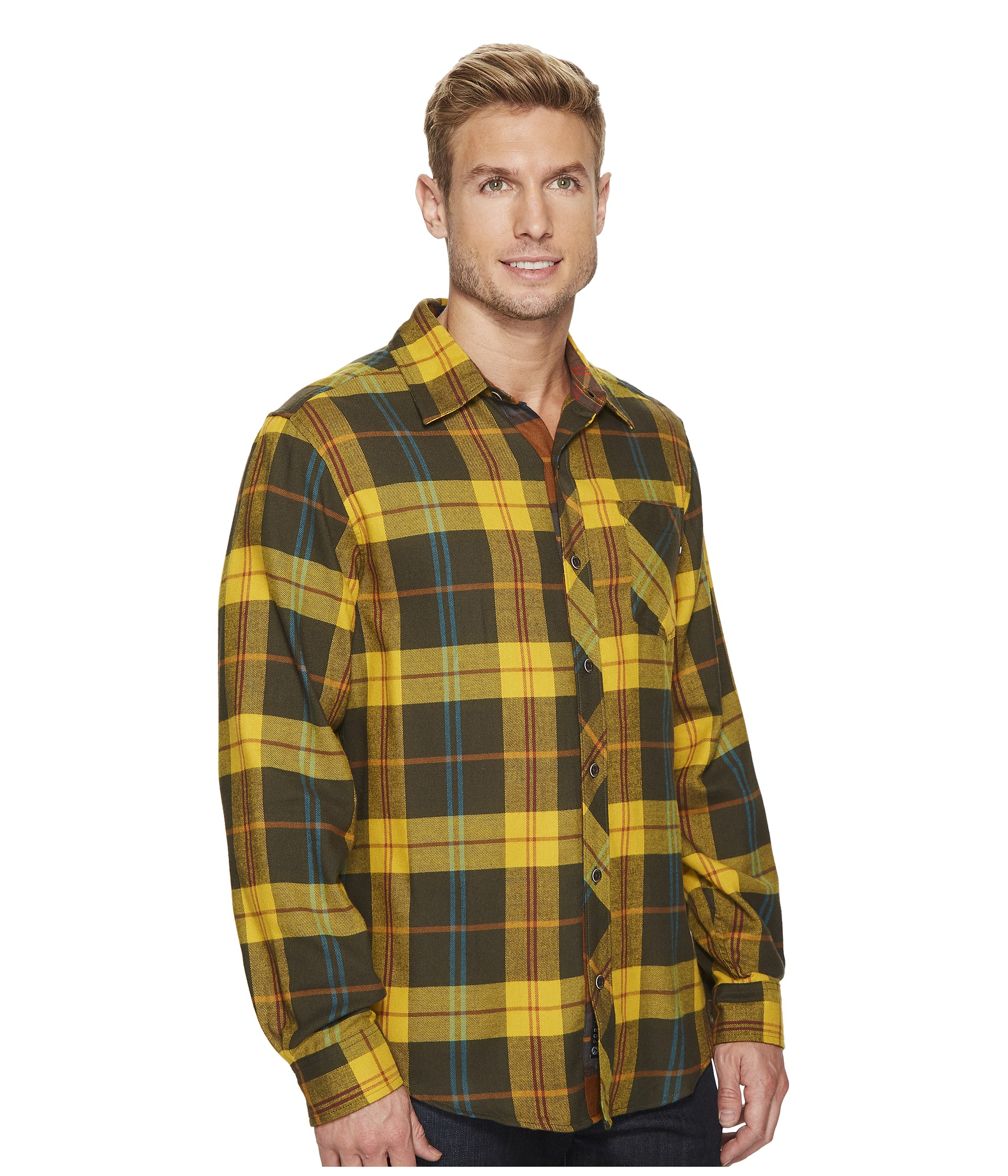 Marmot anderson flannel long sleeve shirt at for Marmot anderson flannel shirt men s