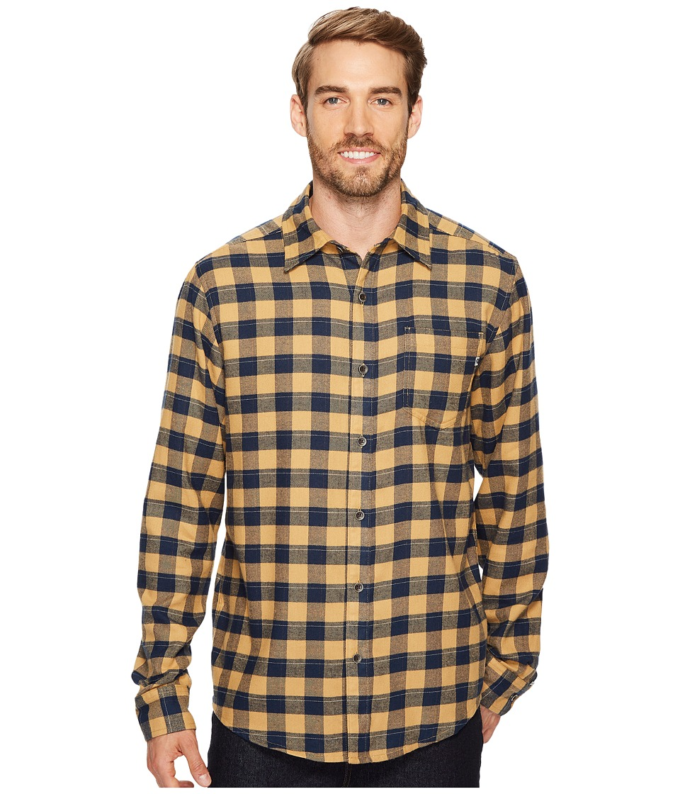 Men 39 s flannel shirts long sleeve country outdoors for Marmot anderson flannel shirt men s
