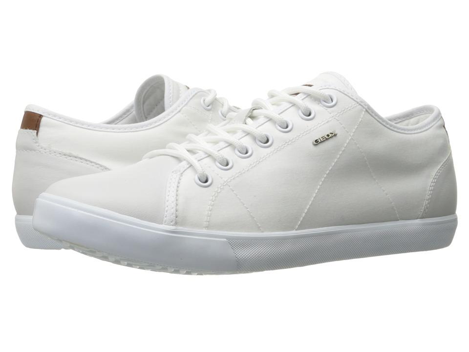 Geox M SMART 73 (White/White) Men