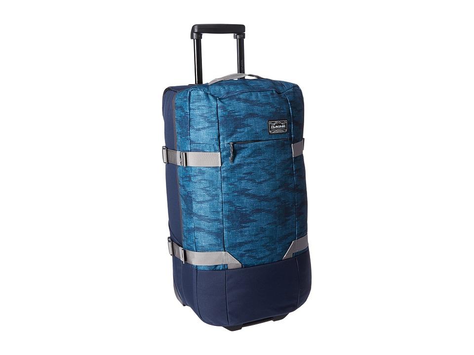 Dakine - Split Roller EQ 75L (Stratus) Pullman Luggage