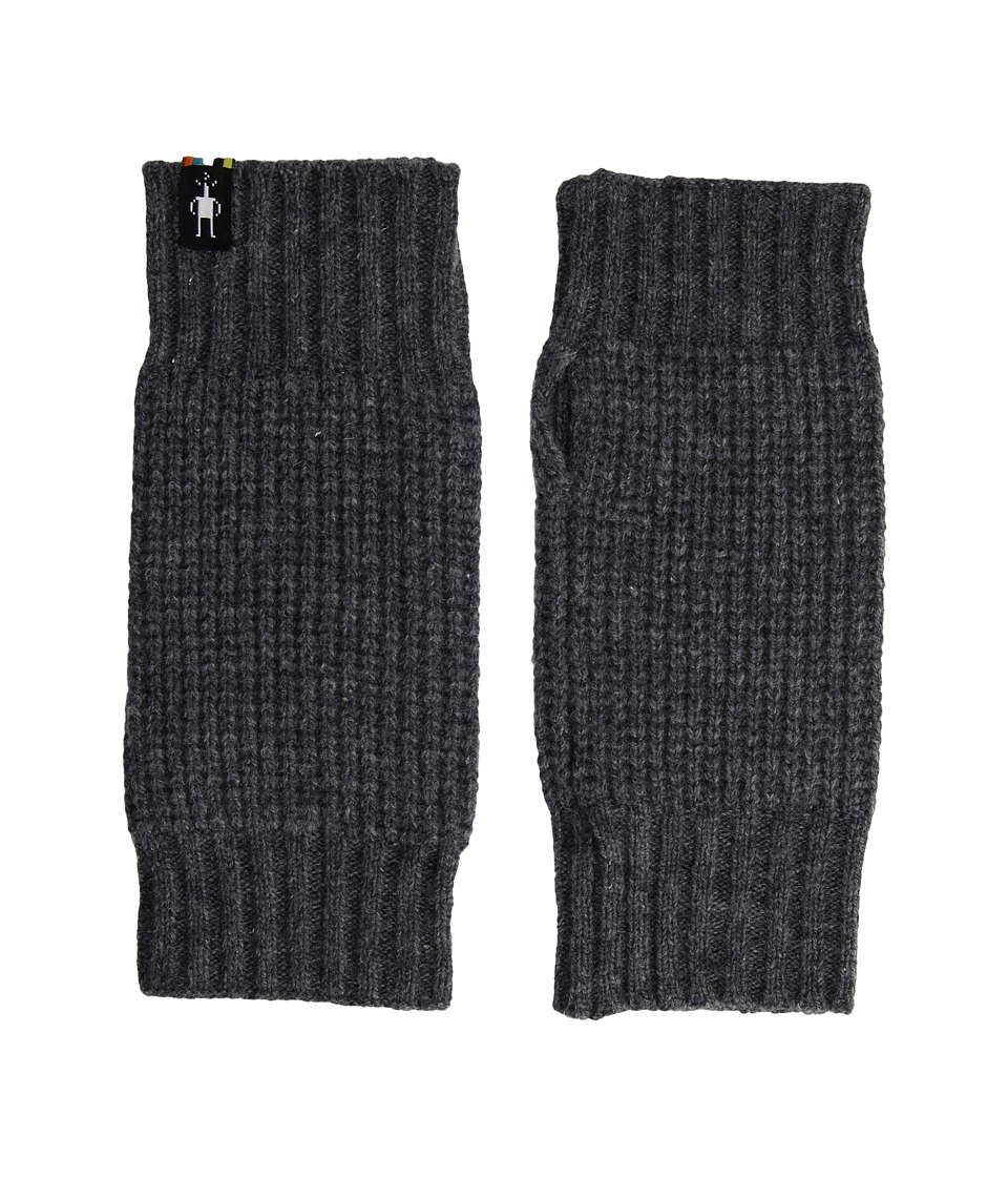 Smartwool Larimer Hand Warmer (Medium Gray Heather) Extreme Cold Weather Gloves