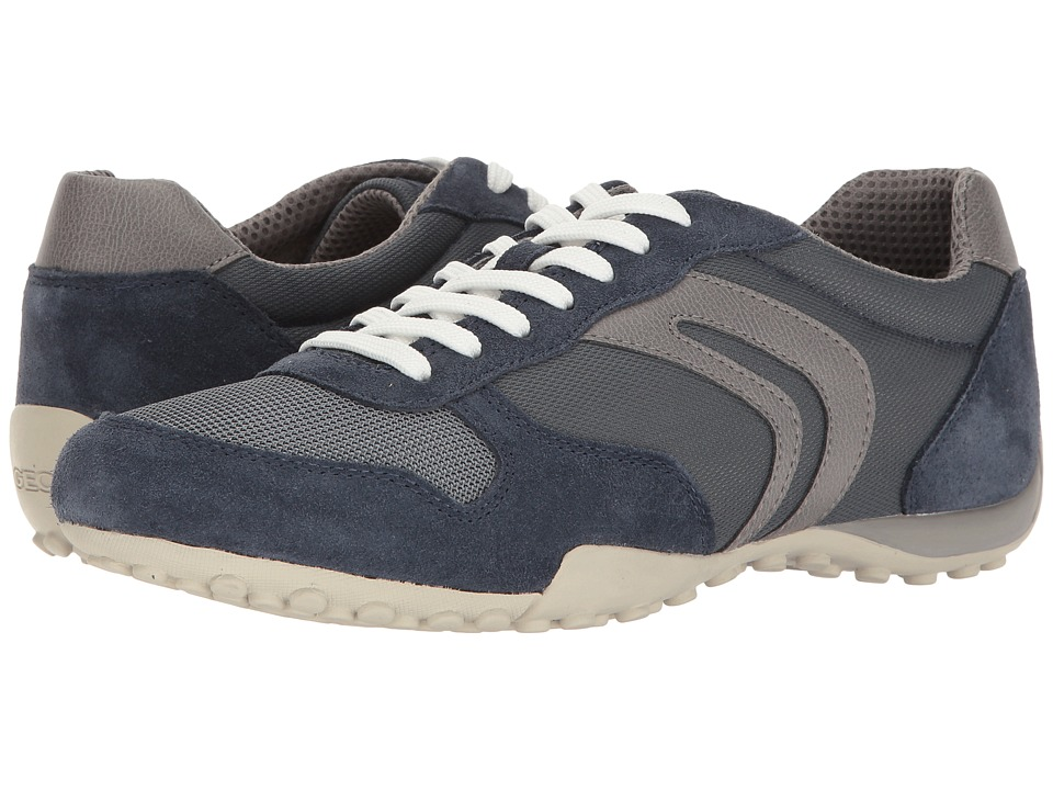 Geox M SNAKE 118 (Light Navy/Grey) Men