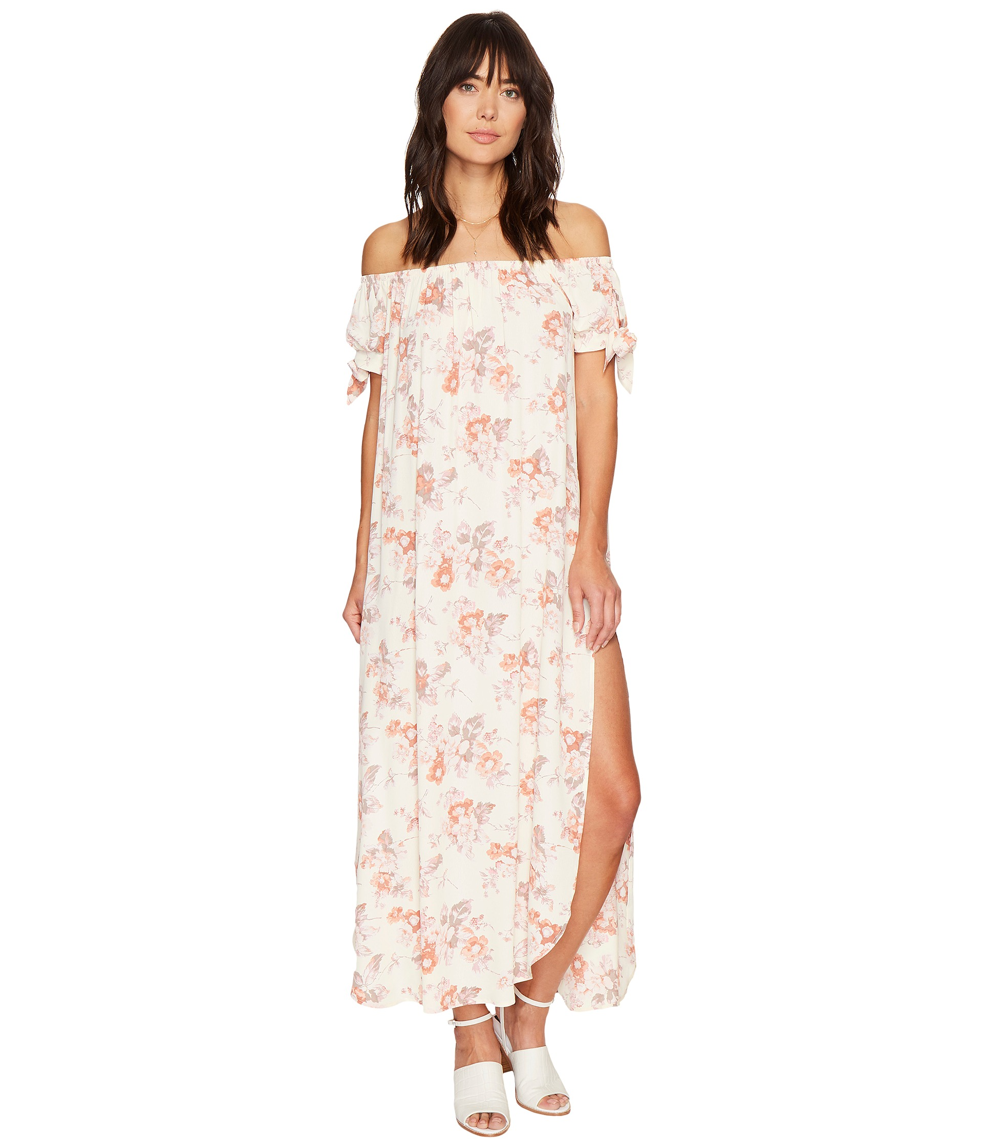 Seafolly flamenco maxi dress