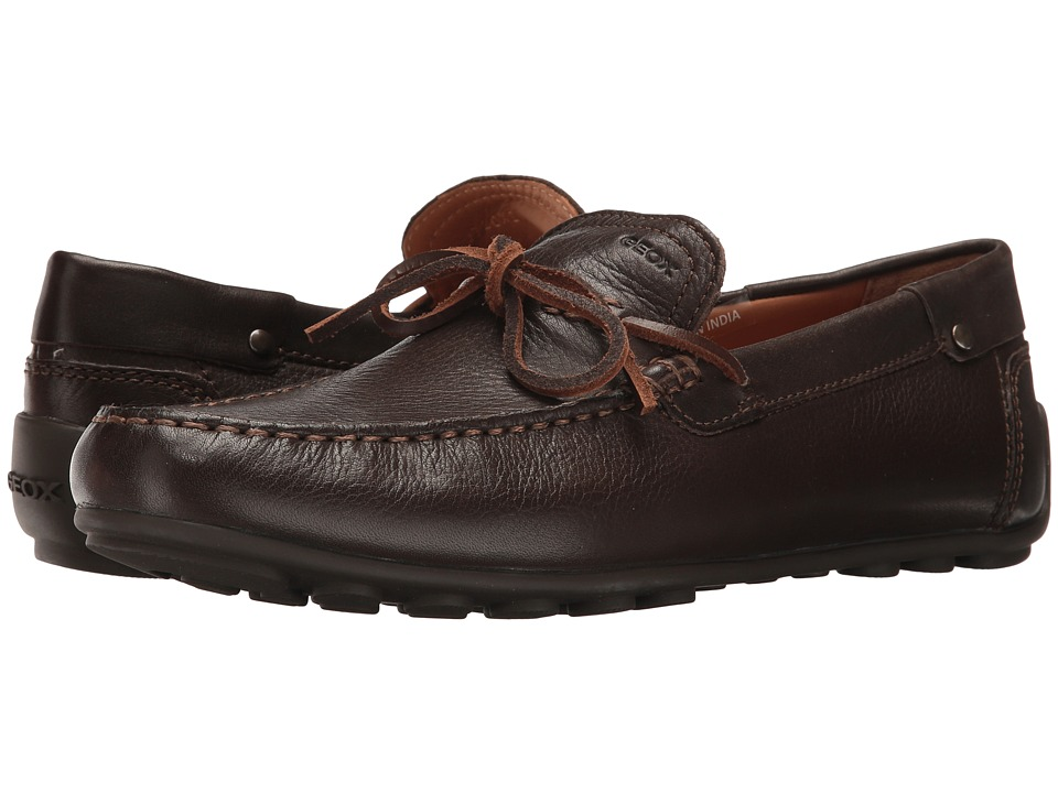 Geox M GIONA 9 (Chocolate) Men