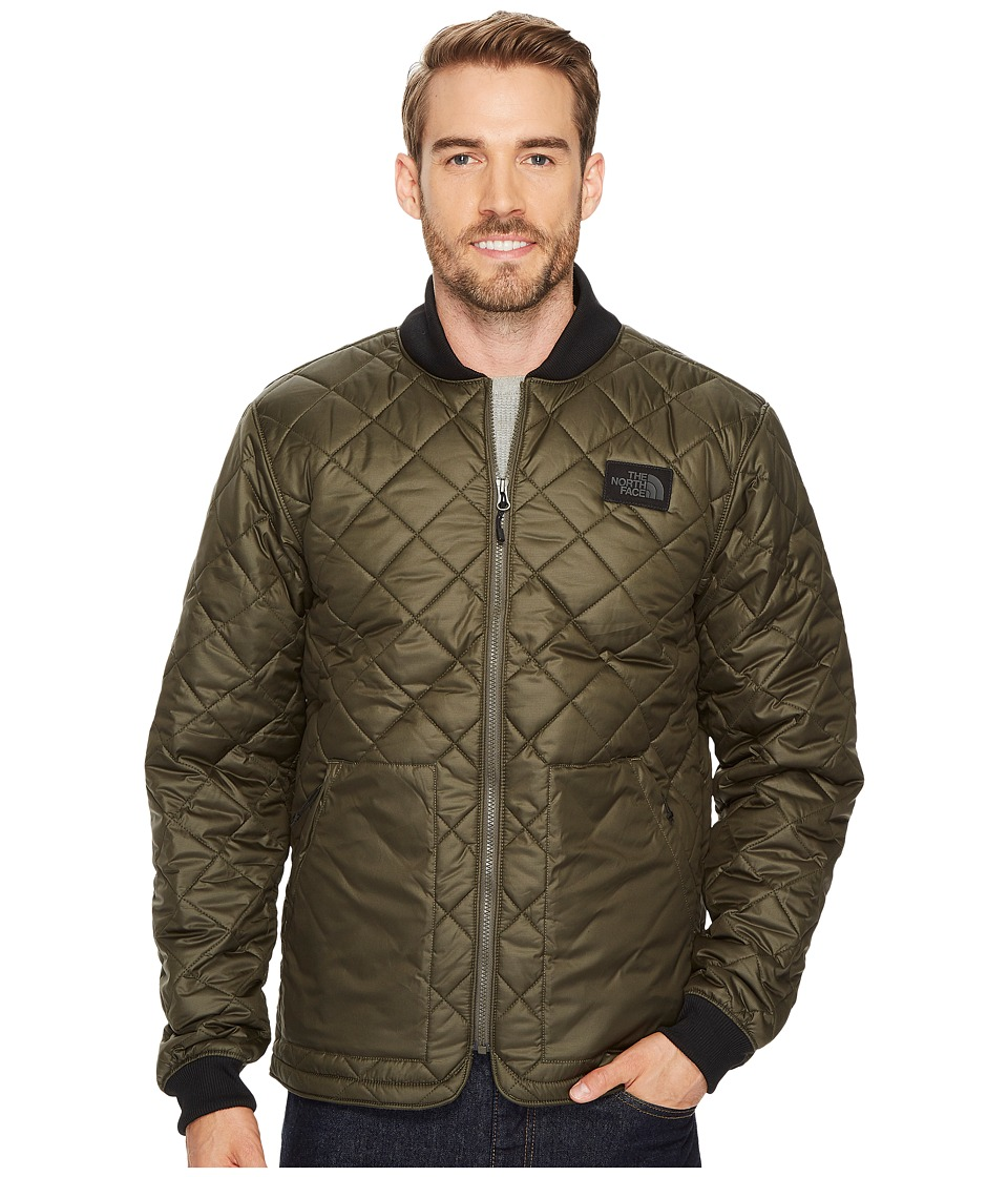 The North Face Cuchillo Insulated Jacket (New Taupe Green) Men
