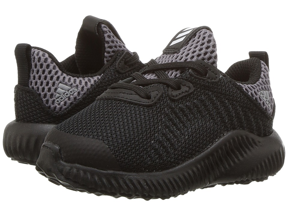 adidas Kids Alphabounce I (Toddler) (Core Black/Footwear White/Utility Black) Kids Shoes