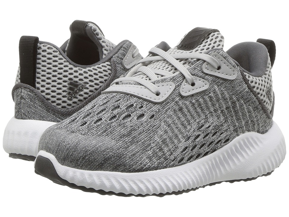 adidas Kids Alphabounce EM I (Toddler) (Grey Five/Grey Two/Footwear White) Boys Shoes