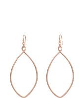 Robert Lee Morris - Large Oval Drop Earrings
