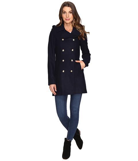 Via Spiga Wool Millitary Coat