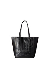 Steven - Leather Embossed Tote