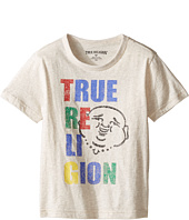 True Religion Kids - Buddha Pop Tee (Toddler/Little Kids)